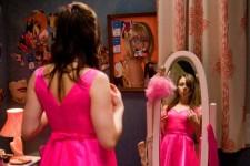 Zuurstok roze jurkje