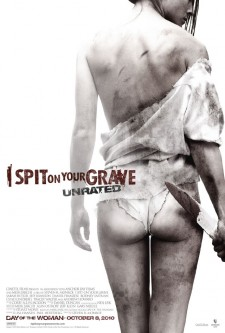 i spit on your grave - poster: day of the woman