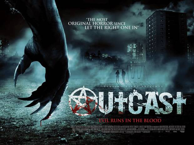 outcast - evil runs in the blood
