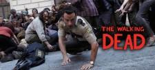 The Walking Dead - Rick en Zombies
