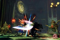 Alice Madness Returns - Clock Combat