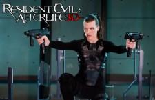 Alice (Milla Jovovich) - Resident Evil Afterlife 3D