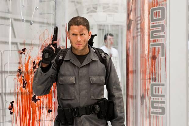 Chris Redfield (Wentworth Miller) - Resident-Evil Afterlife 3D