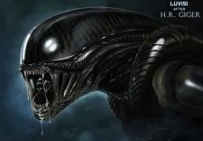 fake alien prequel art