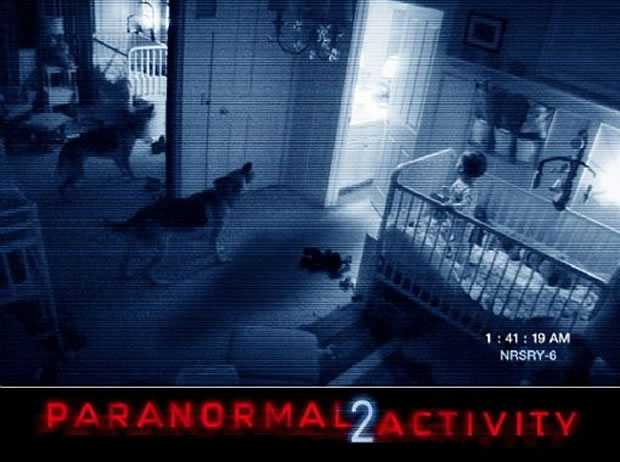 paranormal activity 2 baby