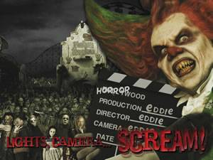 Eddie de Clown: Lights.. Camera.. Scream!