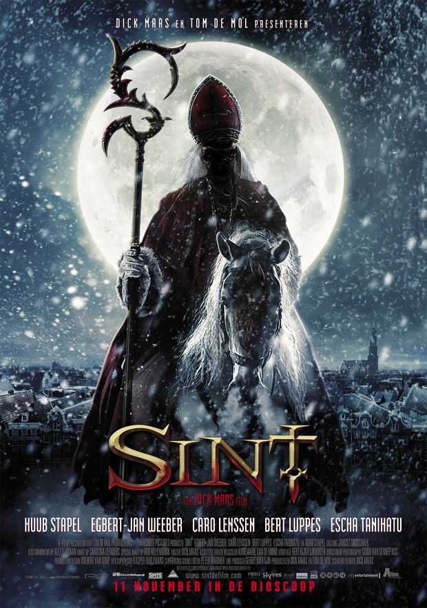 Sint (dick maas) - Poster