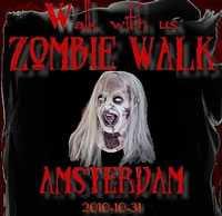 Zombie Walk Amsterdam