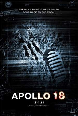 Apollo 18, there is a reason we've never gone back to the moon