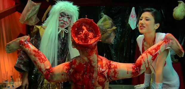 Dr. Frankenstein en Kabukiman