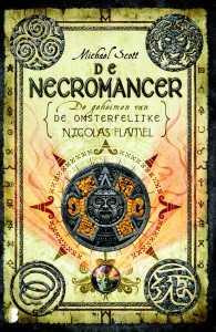 Omslag Scott De necromancer De Necromancer door Michael Scott (recensie)