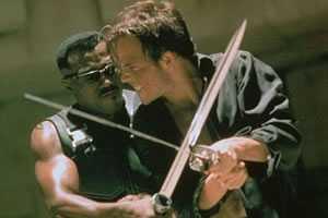 Blade en Deacon Frost