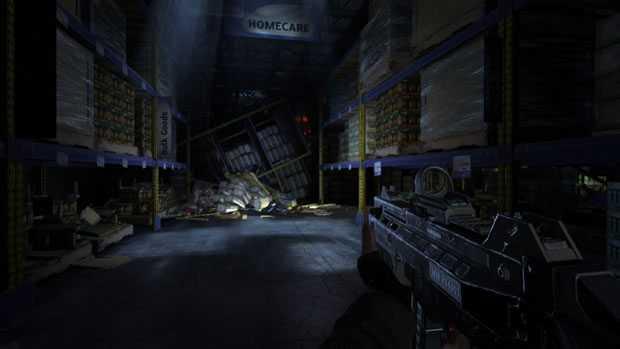 Fear3 Fallen Shelf Homecare