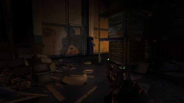 Fear3 Wall Shadow
