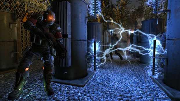 FEAR3 soldier electricity field