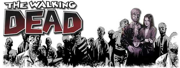 The Walking Dead Comic - Robert Kirkman
