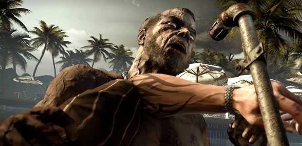 dead island - melee combat