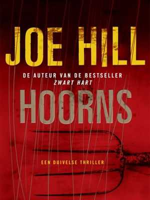 hoorns - joe-hill (boek)
