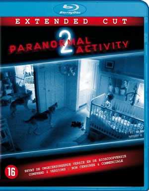 paranormal activity 2 bluray