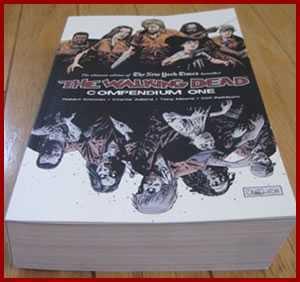 the walking dead comic - compendium one