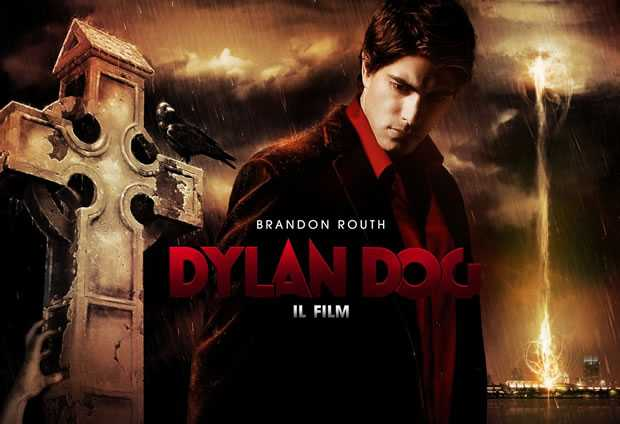 Poster Dylan Dog - Dead of Night