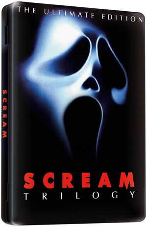 Scream Trilogy - The Ultimate Collection