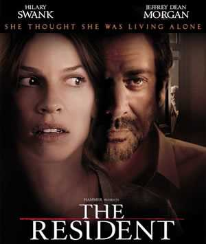 The Resident - She thought she was living alone