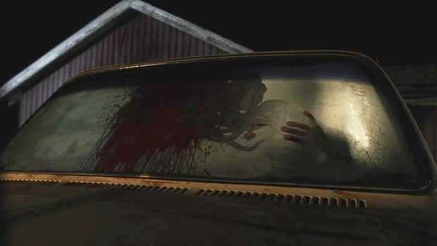 Romantiek in een auto? Niet in Some Guy Who Kills People