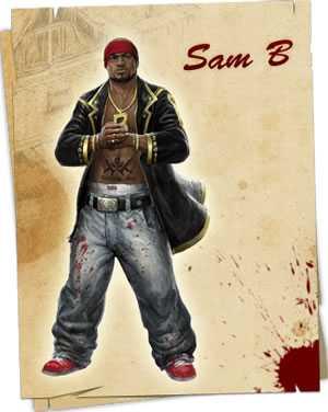 dead island: sam b.