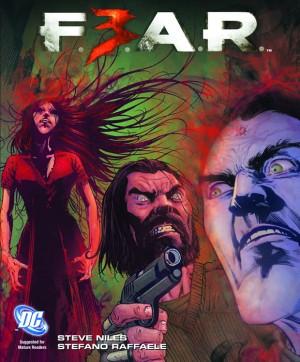 F.E.A.R. 3 prequal comic cover