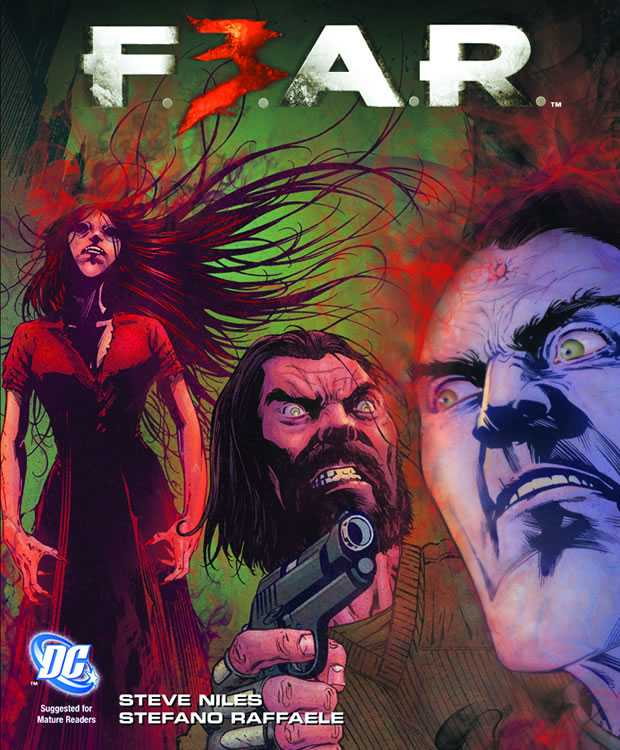 F.E.A.R. 3 prequal comic cover