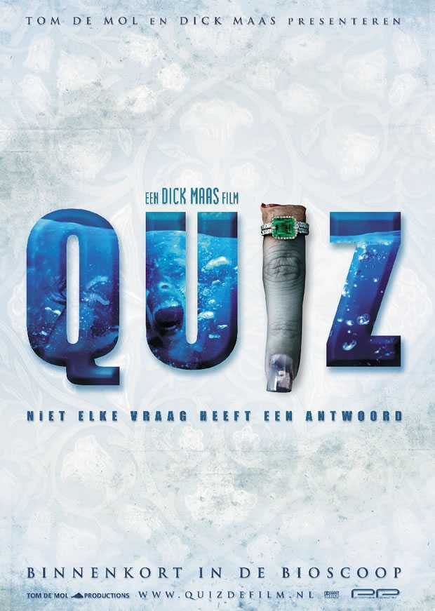 quiz - dick maas (in production)