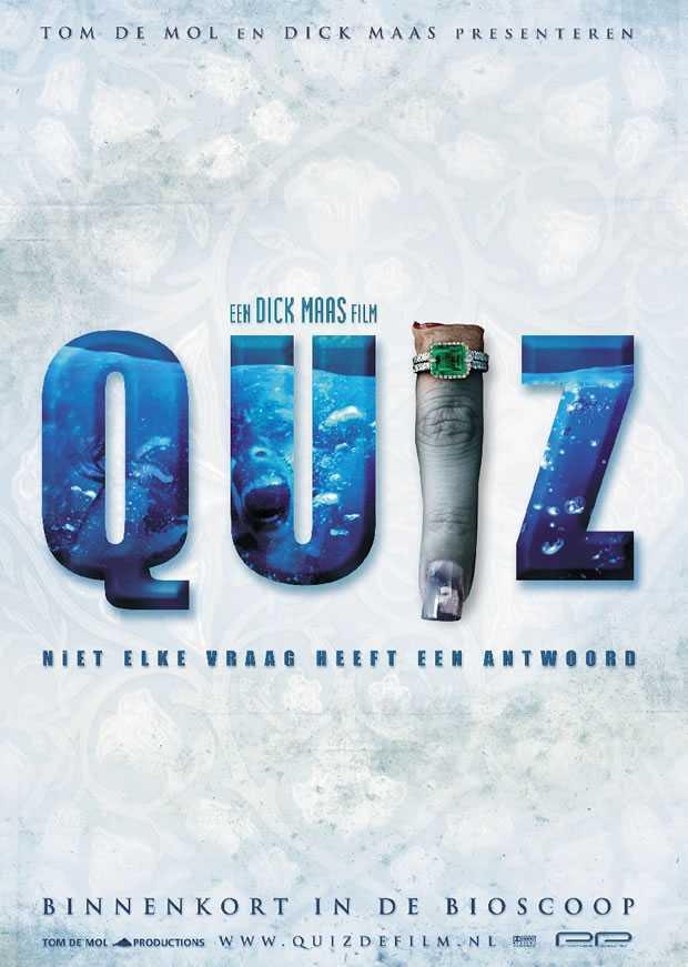 quiz dick maas production poster Dick Maas werkt aan psychologische ...