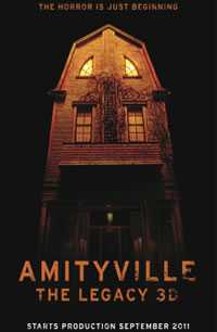 Amityville The Legacy 3D Twee Amityville Horrorfilms in aantocht