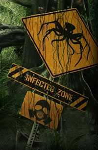 Infected Zone