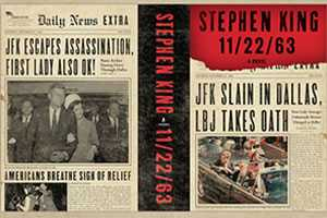 Nieuw boek Stephen King