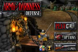 Army of Darkness - Defence (iPhone)