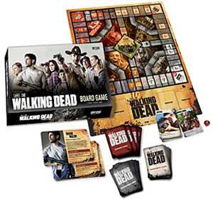 AMC's The Walking Dead Board Game