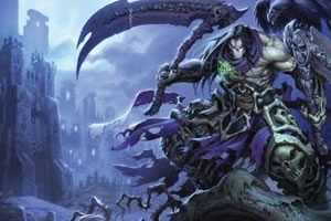 horseman of the apocalyps: Death