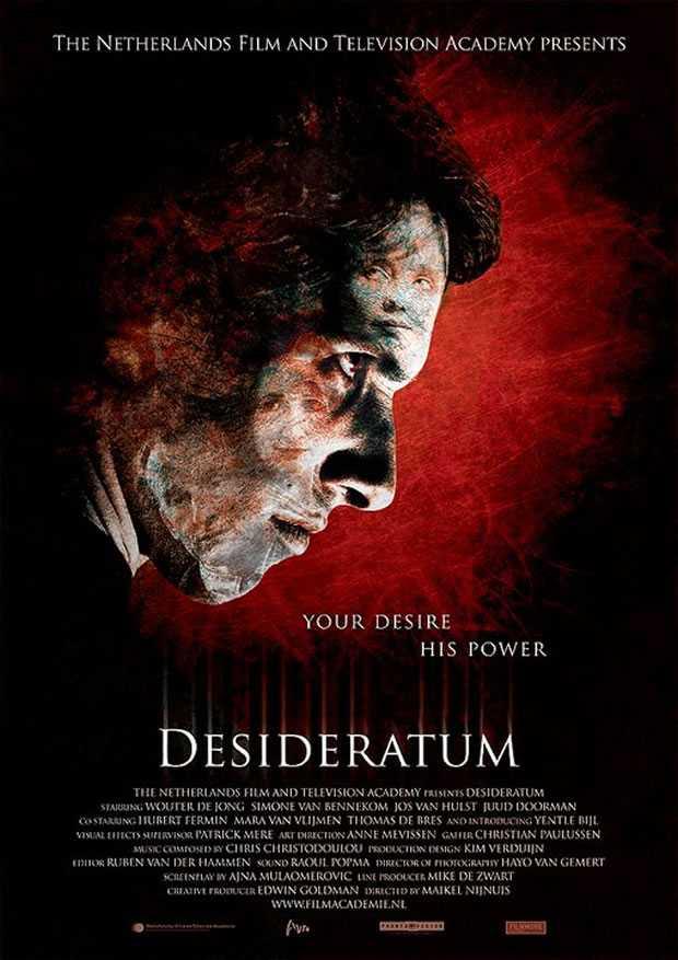 Nederhorror Desideratum