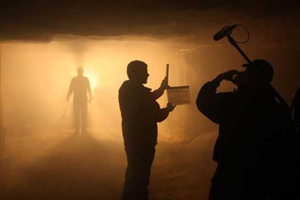 Omage, opnames Limburgse horrorfilm