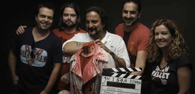 Godfather of Gore Tom Savini doet mee met Redd Inc.