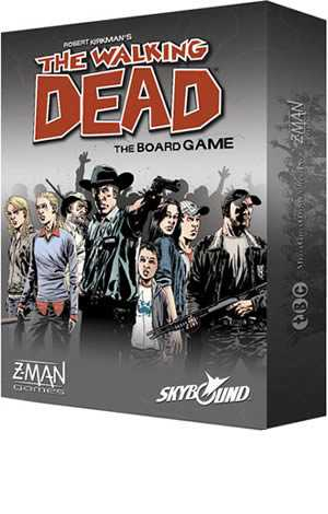 Robert Kirkman's The Walking Dead Board Game