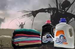 Rob Zombie's Reclame voor Woolite. The Torturer
