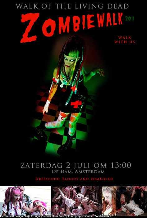 Amsterdam Zombiewalk