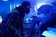 De monsters in Attack the Block zijn redelijk interessant.