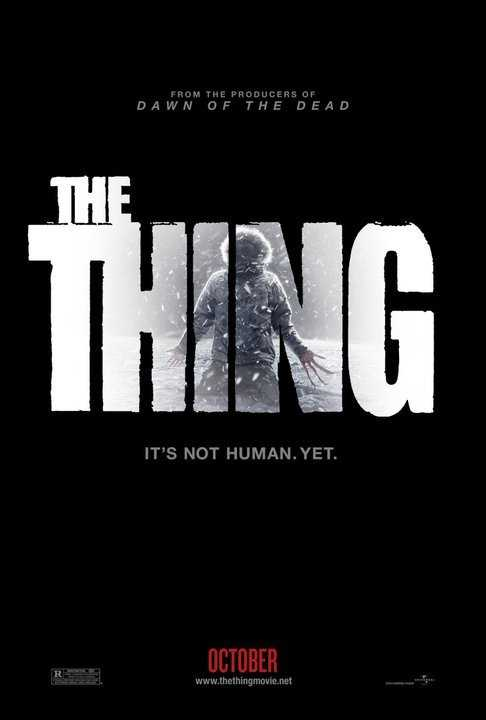 Teaserposter The Thing