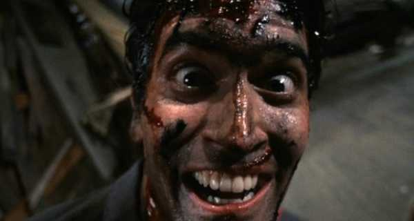 Bruce 'Evil Dead' Campbell