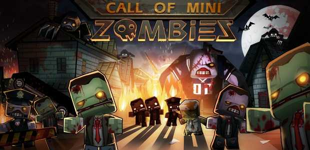 call of the mini zombies