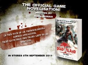 dead island boek - Mark Morris